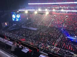 Little Caesars Arena Mezzanine 26 Concert Seating