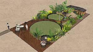 Small Picture Essex Garden Designer The Tropical Jungle Garden Garden Design