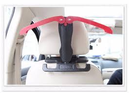 Coat Rack For Car Car Coat Hanger Universal Folding Safety Handle Chair Back Rack Hook 80