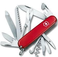 Купить нож перочинный <b>Victorinox Ranger 1.3763</b> (Red) в Москве ...