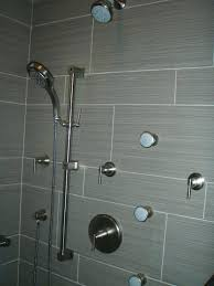 kohler shower set and components contemporary bathroom sets brushed nickel