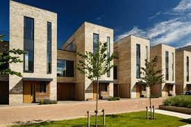 The angular design of the housing has attracted varying opinions (PIC  Formation Architects)