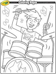 this al scene coloring page needs some color