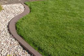 Image of: Best Concrete Landscape Curbing
