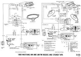 1968 mustang wiring diagram wiring diagrams mashups co 1993 Mustang Radio Wiring Diagram 1968 mustang wiring diagrams evolving software 1993 ford mustang radio wiring diagram