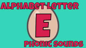 It is used to spell out words when speaking to someone not able to see the speaker, or when the audio channel is not clear. Alphabet Letter Phonic Sounds E Easy Esl Games Youtube