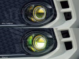 Types Of Fog Lights Honda Access Led Fog Light Kit 2017 Civic Type R Fk8