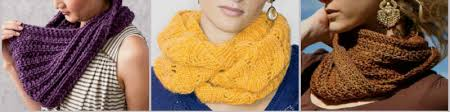 Knit Infinity Scarf Pattern Cool Infinity Scarf Patterns 48 Amazing And FREE Patterns Interweave