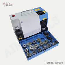 drill bit sharpener. 100033 universal electric twist drill bit sharpener 30mm