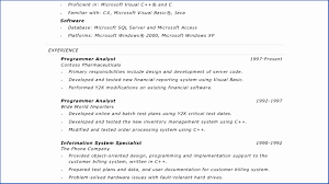 6 List Computer Skills Resume Best Templates Best Templates