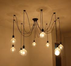 diy lighting ideas. Innovative Creative Chandelier Ideas Diy Lighting Allhome