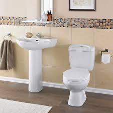 Melbourne 4 Piece Sanitary Ware - Shower Enclosures Direct