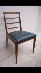 mcintosh 1960 s dining chairs mid century modern style refurb m ion