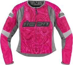icon overlord sportbike sb1 mesh womans jacket women s clothing icon textiles ltd icon clothing atlanta uk