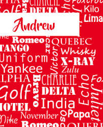 It was devised by the international phonetic association in the late 19th. Phonetic Alphabet Gifts On Zazzle Nz