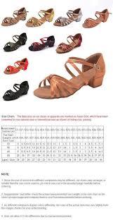 Dance Shoes 175639 Girls Children Adult Womens Ballroom