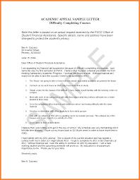 sap appeal letter sap appeal letter example