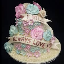 Pearl Wedding Anniversary Cake Celticcakescom