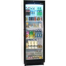 commercial glass door refrigerator blizzard fridge in delhi