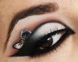 cute bow eye makeup s
