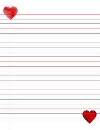 Free Kindergarten Lined Paper Template Word Doc Printable With