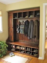 entrance furniture. mudroom rack barnwood furniture traditionalentry entrance c