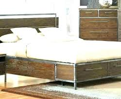 wood and iron bedroom furniture. Wood And Metal Bedroom Set . Wrought Iron Furniture U