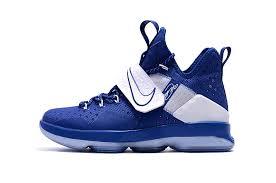 lebron james shoes 14 white. nike lebron 14 blue white - james basketball shoes lebron