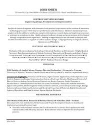 Sample Resume For Electronics Technician Electronic Resume Template Electronic Technician Resume Awesome Best