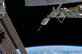 private cubesat start ups join the space race the saturday paper the first set of planet labs small ldquodoverdquo satellites centre being launched from the international space station early this year