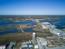 South Topsail Tide Chart Topsail Island Sees Bridge Replacement Construction