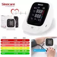 Buy <b>Sinocare Blood Pressure</b> Monitors Online | lazada.com.ph