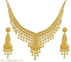Latest Gold Sets Designs In India Gold Wedding Rings Indian Gold Necklace Set Designs