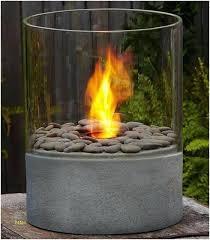 portable propane fire pit column gas outdoor colum
