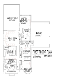 2200 sq ft open floor plan three bedroom architect designed greenfield indiana south bend anderson indiana