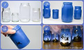 Christmas Decorated Mason Jars Magical Christmas Lanterns 72
