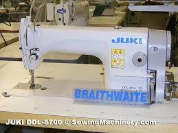 Juki 8700 Industrial Sewing Machine