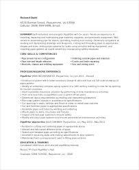Pipefitter Apprentice Resume
