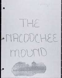the nacoochee mound wchs 87a eighth grade history research project the nacoochee mound by angie smith