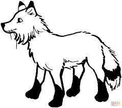 Small Picture Red Fox coloring pages Free Coloring Pages