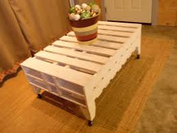 pallet gorgeous coffee table for living