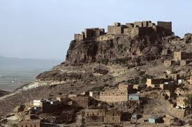 Collections | Regional Surveys | Peggy Crawford: Photographs of Yemen |  Dhamar. General views. | Archnet