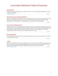 Facs Interior Design Lesson Plans Facs Exploration A Curriculum Notebook Docx Pages 1 25
