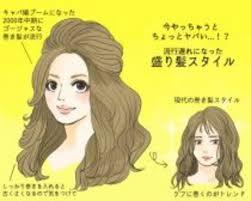 古くさく見える危険な髪型3選デカ団子盛り髪今っぽく変えるには