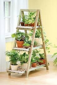 garden shelves incredible ideas for indoor herb garden shelves