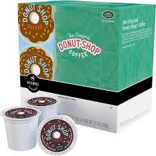 keurig k cups. Wonderful Cups The Original Donut Shop  Medium Roast KCup Pods 18Pack For Keurig K Cups