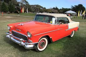 1955 Chevrolet Bel Air Convertible   Chevrolet   SuperCars.net