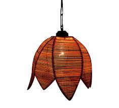 Buy Decorative Hanging Lamp Bamboo Lotus Home Decor Items