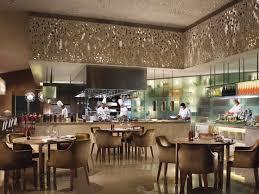 commercial open kitchen design. open kitchen at scena in the ritz carlton hotel, shanghai more commercial design e