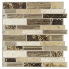 Peel And Stick Kitchen Tile Home Tips Lowes Peel And Stick Tile For Multiple Applications